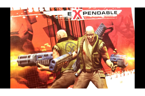 Classic Game Room - MILLENNIUM SOLDIER: EXPENDABLE review ...