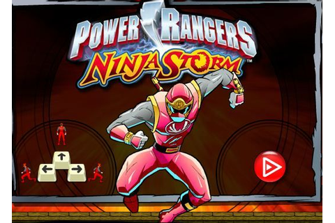 Power Rangers Ninja Storm game online | Power Rangers ...