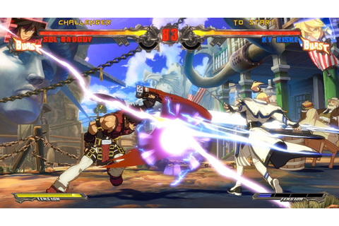 Free PS4 Torrents Games – GUILTY GEAR XRD PS4 GAME TORRENT