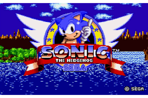 Hedging Sonic the Hedgehog – 500ish Words
