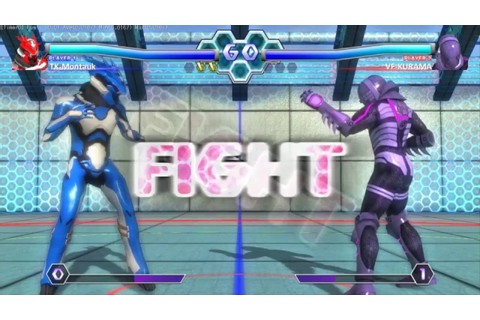 EF-12: Fighting Game Maker - YouTube