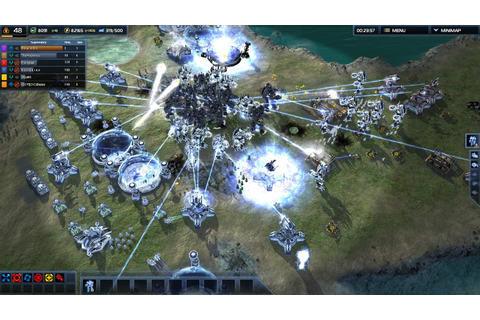 Supreme Commander - Full Version Game Download - PcGameFreeTop