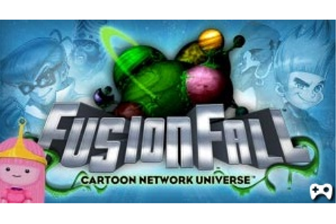 Cartoon Network Universe: FusionFall | The Cartoon Network ...