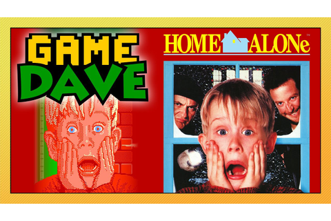Home Alone NES Review | Game Dave - YouTube