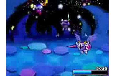 Kirby Super Star Ultra - Galacta Knight Battle - YouTube