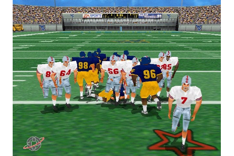 NCAA Football 1999 Screenshots, Pictures, Wallpapers - PC ...