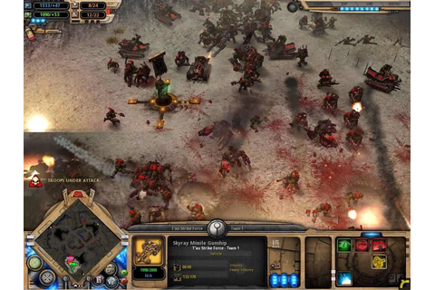 Warhammer 40 000 Dawn of War Dark Crusade Download Free ...