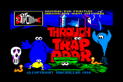 The Trap Door (animated TV series, 1984) – HORRORPEDIA