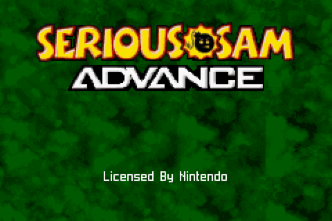 Serious Sam Advance Download Game | GameFabrique