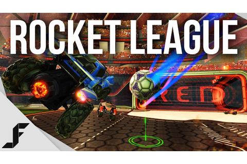 ROCKET LEAGUE! - The best football game ever - YouTube