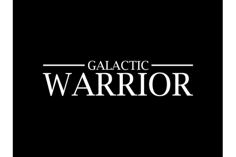 Galactic Warrior Android game - Mod DB