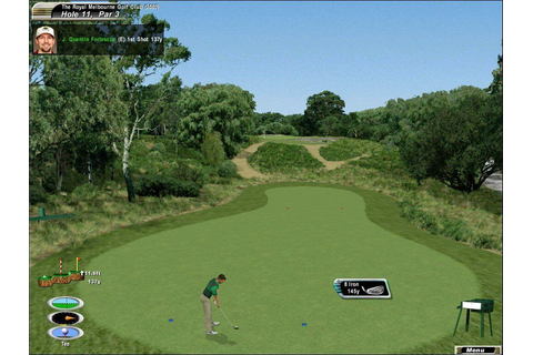 Links 2003: Championship Courses (Windows) - My Abandonware