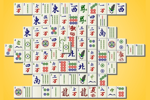 French Mahjong Game - Play Free Mahjong games - Games Loon