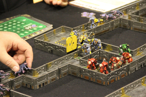 Space Hulk | Awesome Board Game Versions | Pinterest ...