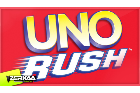 SUPER INTENSE PARTNERS GAME | UNO RUSH - YouTube