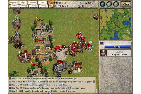 Seven Kingdoms: Ancient Adversaries - Download - Free GoG ...