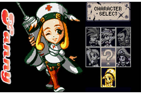Guilty Gear Petit Review for WonderSwan (2001) - Defunct Games
