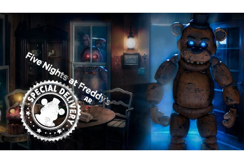 Five Nights at Freddy's AR: Special Delivery został ...