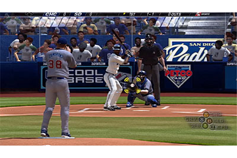 Major League Baseball 2K7 Review for Xbox 360 (X360)
