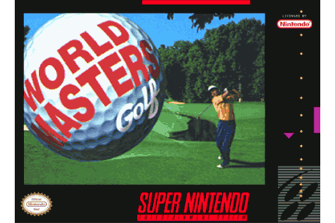 World Masters Golf ROM - Super Nintendo (SNES) | Emulator ...