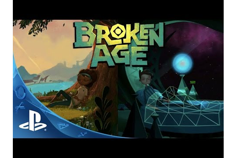 Broken Age Game | PS4 - PlayStation