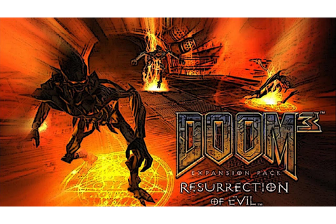 Doom 3: Resurrection of Evil - DOOM - Xbox - KWKplay ...