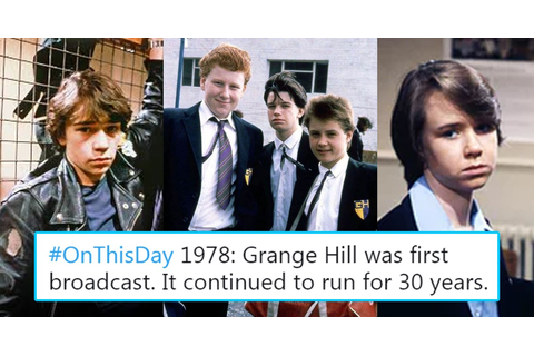 Grange Hill Fans Share Their Memories On The Show's 40th ...