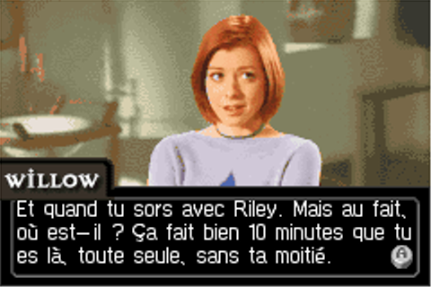 Play Buffy contre les Vampires - La Colere de Darkhul ...