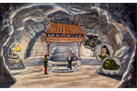 Curse of Enchantia Download (1992 Adventure Game)