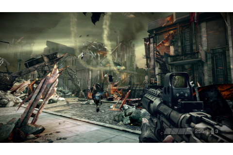 John Daniel's Video Game Reviews: Review: Killzone 3