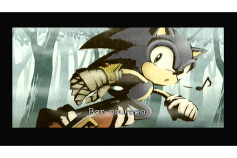 Sonic Et Le Chevalier Noir Episode 1 FR - YouTube