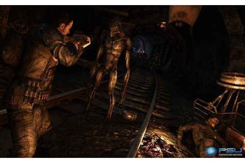 metro 2033 game 2010 image - Dark Force,Science Fiction ...