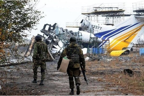 The story of Ukrainian soldiers at the Donetsk airport ...