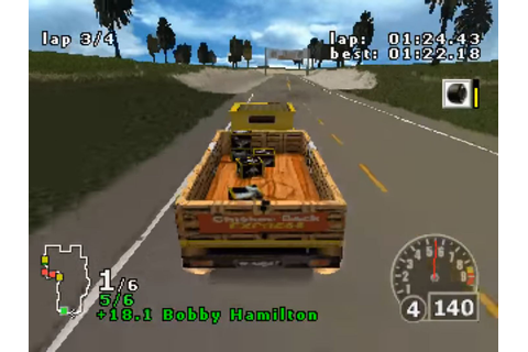 NASCAR Rumble Download - Old Games Download