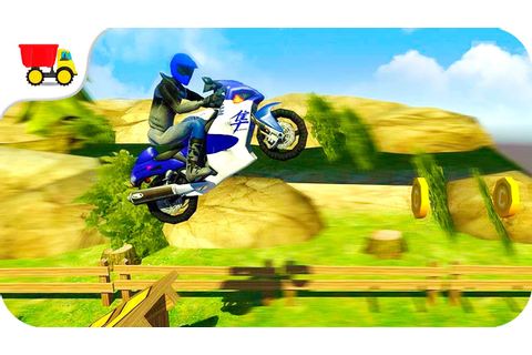 Sports Bike Stunt Racing Game Android GamePlay FHD ...