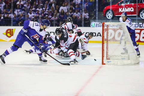 Slovak fans booed the Canadian anthem after lost game ...