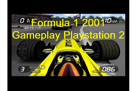 Formula One 2001 (video game) - Wikipedia, Photos and Videos