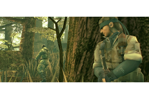 Download Game Metal Gear Solid 3 - Snake Eater PS2 Full ...