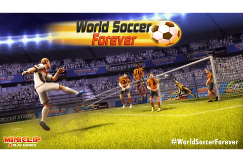 World Soccer Forever: Gameplay trailer - a free Miniclip ...