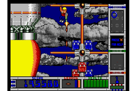 Download Duke Nukem II | DOS Games Archive