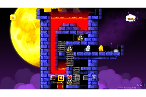 Toki Tori 2 - Game - Nintendo World Report