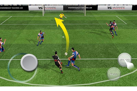 Download Ultimate Soccer Team Game free