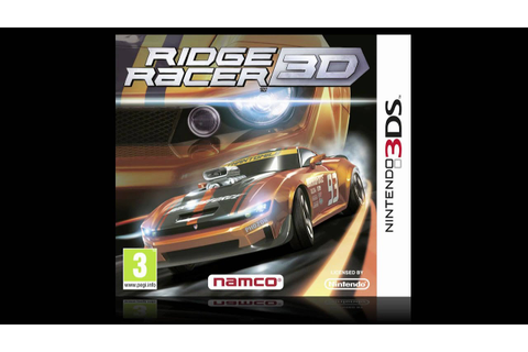 Ridge Racer 3D - Move Me (In Game Music) - YouTube