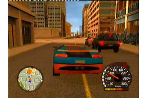Midtown madness 3 ASP bonus car .wmv - YouTube