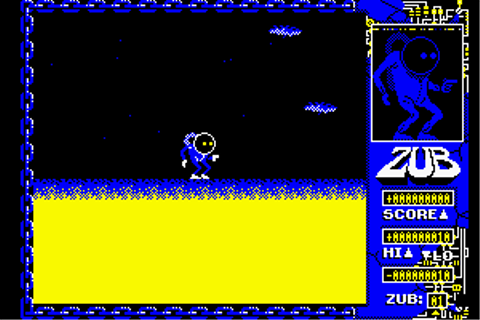 Download Zub (Amstrad CPC) - My Abandonware