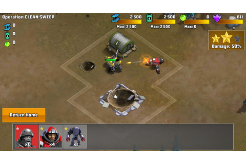 Battle Command! – Games for Android 2018 – Free download ...