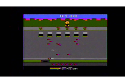 CLASSIC GAMES REVISITED - Crackpots (Atari 2600) Review ...