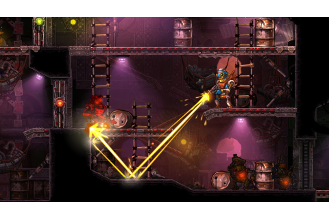 SteamWorld Heist Archives - GameRevolution