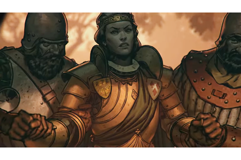 Thronebreaker: The Witcher Tales Gets a Story Teaser ...