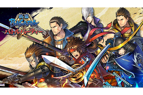 Sengoku Basara: Battle Party announced for smartphones ...